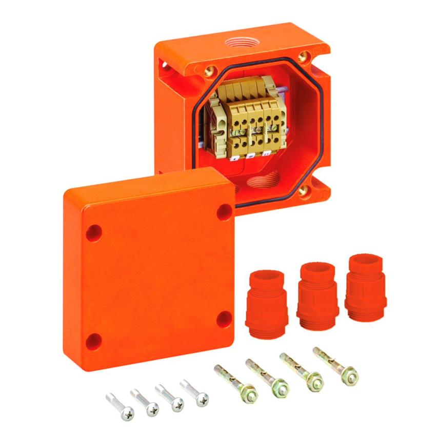 Functiebehoud verbindingsdoos | Redlink - Elektrotechnische groothandel